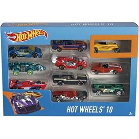 Carrito Carros Hot Wheels Niños Metal