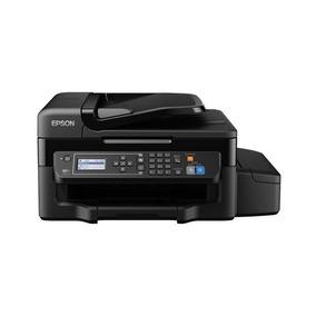 Impressora Multifuncional Wi-fi Epson L575 Ecotank - Nova