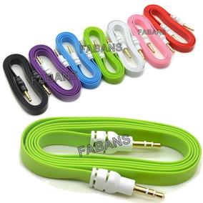 Cable Auxiliar Audio 1 Metro Mini Plug 3.5 Mm Plus 1m