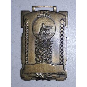 Antiga Medalha Federação De Remo De Niterói - Frn