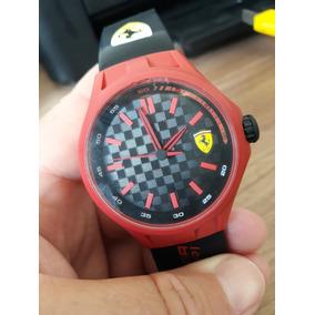 5e3b8fe122d Relogio Ferrari 0830035 Sf104 - Relógios no Mercado Livre Brasil