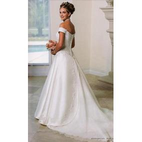 Vestidos de novia para delgadas y altas