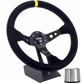Volante Esportivo Lotse Dakar + Cubo Gol Polo Santana Golf