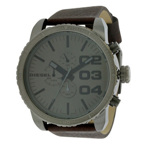 06493e7cf648 Reloj Diesel Correa Cafe Dz4256 - Joyas y Relojes en Mercado Libre ...