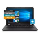 Notebook Hp Laptop 15.6 Touch Screen I5-8250u 12gb 1tb W10 H