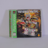 Twisted Metal - Playstation 1 Ps1