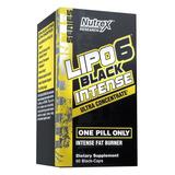 Lipo 6 Black Intense Nutrex 60 Caps Uc Original Imp +brinde!