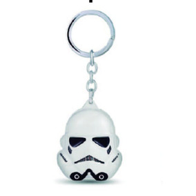Chaveiro Star Wars De Metal - Importado - Stormtrooper