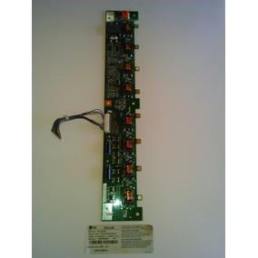 Placa Inverter Tv Lg Modelo 32lk330 -sb