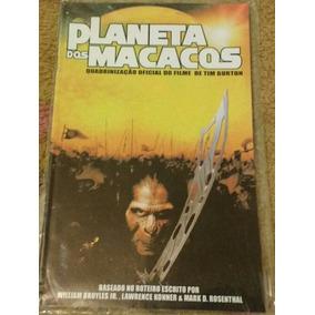 Hq Gibi Planeta Dos Macacos Tim Burton Brainstore Novo