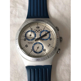 b4fa6318f8f Relogio Swatch Aluminio Irony - Relógio Swatch no Mercado Livre Brasil