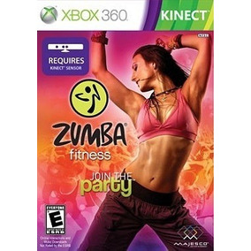 Jogo Zumba Fitness Join The Party Xbox360 Ntsc Em Dvd Origin