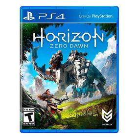 Juego Para Playstation 4 Horizon Zero Dawn