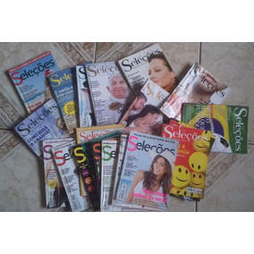 26 Revistas Seleções De 2012 A 2015 + Especiais De Verão
