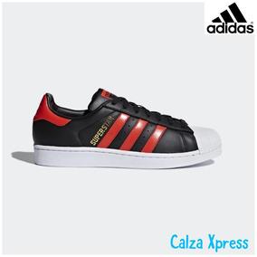 best sneakers 185b7 3c07c Zapatillas adidas Superstar De Hombre Originales Cxml