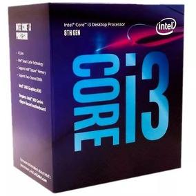 Processador Intel Core I3-8100 3.6ghz 6mb Lga 1151