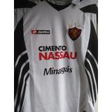 Camisa Sport Recife Libertadores 2008 Lotto Branca