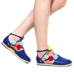Sandália Zariff Shoes Espadrille 234-025   Zariff