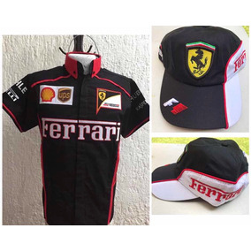 Camisa Ferrari F1 en Mercado Libre México a0c00cb2016