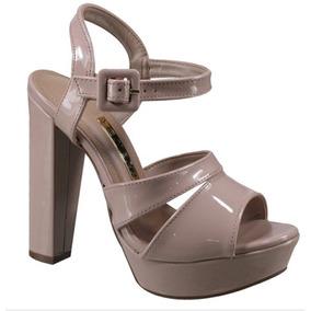 9a44182327 Sandalias Via Marte Meia Pata Feminino - Sapatos no Mercado Livre Brasil
