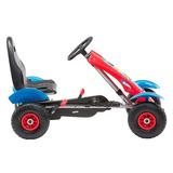 Gokart Rojo, Auto A Pedales Hot Wheels