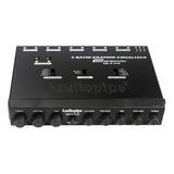 Ecualizador Gráfico Eq-5-v15 Audiopipe 15v 5 Bandas