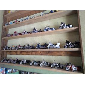 Coleção Harley Davidson 1:18 Miniatura Veja