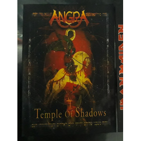 Patche Angra Temple Of Shadows 28x20