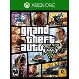 Grand Theft Auto V Xbox One Rockestore