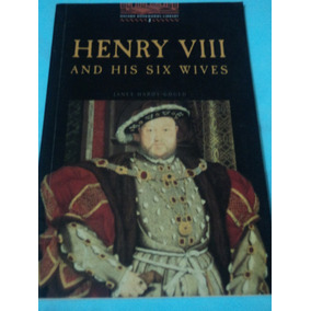 Livro:henry Viii:and His Six Wives:janet Hardy:oxford:inglês