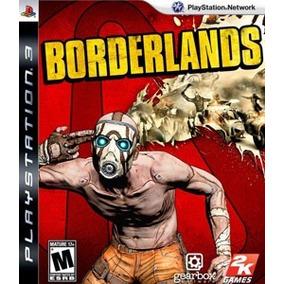 Borderlands - Ps3 Mídia Física