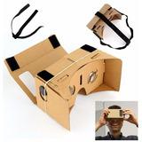 Óculos Cardboard Realidade Virtual 3d Rift Vr 4d - Pt Entreg