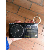 Radio Sony Icf 12 Am Fm Antiguo Funcional