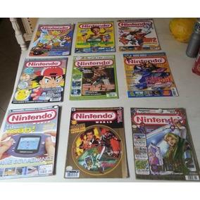Revistas Nintendo World - 15 Unidades - Leia Descrição