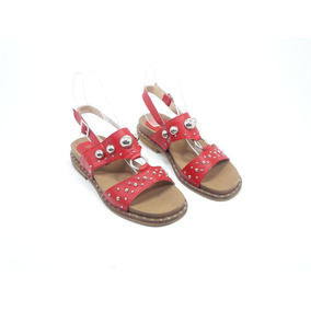 899c674503e Zapatos O Sandalias Rojas Heyas - Ropa y Accesorios en Mercado Libre ...