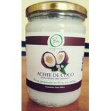 Aceite De Coco Extra Virgen 100 % Orgánico. 500ml.