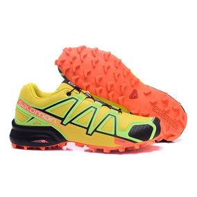 Tenis Speedcross 4 Cs Green Matt