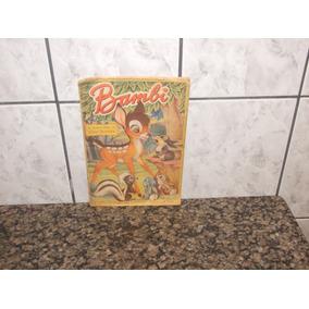 Album De Figurinhas Bambi - Editora Vecchi - Completo