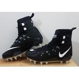 Cleats, Tachos Nike Savage Force Elite Color Negro