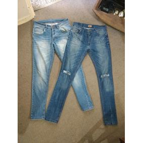 2 Jeans Koary/desigual Deoutlets Nuevos Ver Foto 2 Talle 40