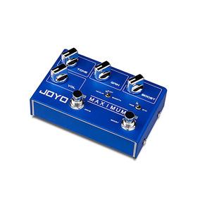 Pedal Joyo Maximum Overdrive Dual Channel Guitarra R-05