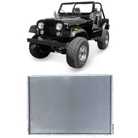 Colmeia Radiador Ford Jeep Willys 4 6 Cilindros 55 A 83