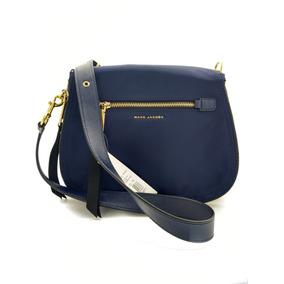 266c72e9c39e3 Bolsa Marc Jacobs M0010047 Azul Marinho. R  1.150