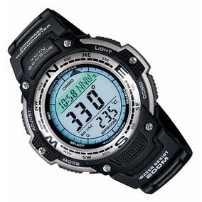 67fb2c6e911 Relógio Casio Outgear Sgw-100 Digital Termômetro Bússola Pt. R  464
