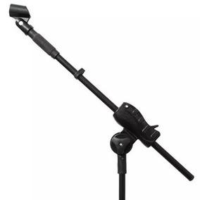 Pedestal Suporte Para Microfone Girafa Max Ibox