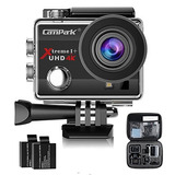 Camera 16mp 4k Wifi Waterproof Sports Cam 170