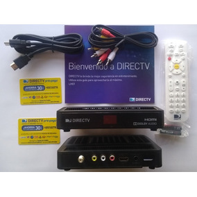 Decodificador Directv Hd Prepago Ultima Generación
