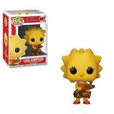 Funko Pop Lisa Simpson 497 Los Simpsons