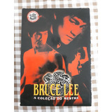 Box Com 5 Dvds - Filmes De Bruce Lee