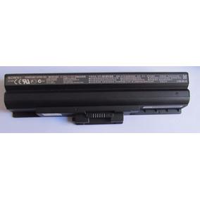 Bateria Original Sony Vgp Bps13 Bpl13 Bps21 Fw Ns Nw Preta